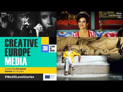 Creative Europe MEDIA: Stories are meant to be shared photo