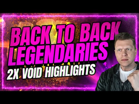 2x VOID FUNNY MOMENTS & HIGHLIGHTS! | RAID Shadow Legends