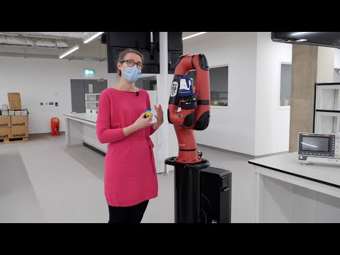Tour the new facilities for Engineering at Canterbury Christ Church University