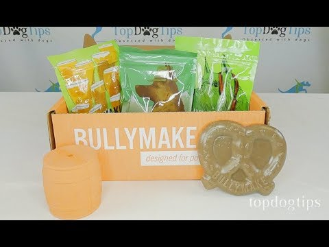 September 2019 Bullymake Box Unboxing