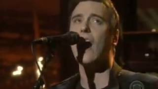 Breaking Benjamin - Breath (live @ The Late Late Show)