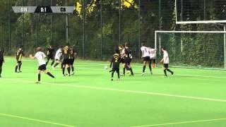 DJK SW Neukölln - Concordia Britz (U19 A-Jugend, LAL, St. 2) - Spielszenen  | SPREEKICK.TV