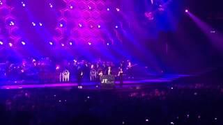 Justin Timberlake finale Las Vegas 1/2/15 - Senorita
