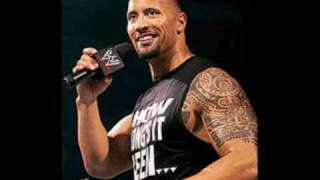 WWE - The Rock (18th) Theme
