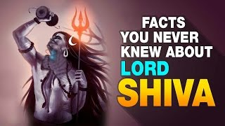 Facts You Never Knew about Lord Shiva   Artha