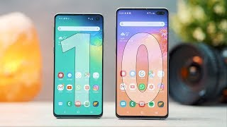 Vidéo-Test : Samsung Galaxy S10 / S10+ : TEST COMPLET et AVIS PERSONNEL