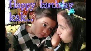 Vania dan kak Lety ,happy birthday kak Letycia..