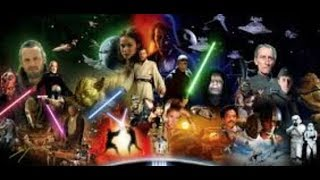 STAR WARS MONTAGE TRIBUTE w/Suns and Stars - JDEFF FILMS