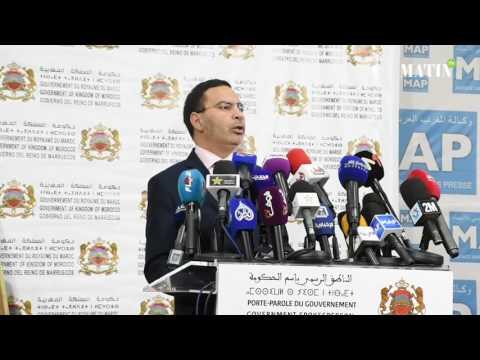 Al Hoceima et la dévaluation du dirham au menu du Conseil de gouvernement