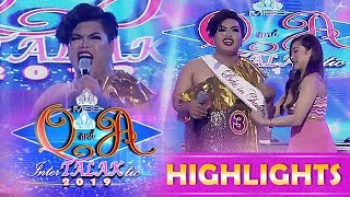 It's Showtime Miss Q and A: Gwen Bugay is Beks In Chukchak Of The Day