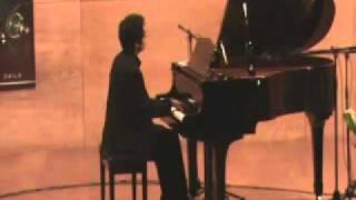 Frederic Chopin Preludio Op.28 No.20 Juan Pablo Cares, piano