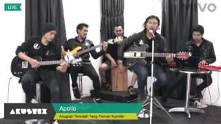 Anugrah Terindah Yang Pernah Kumiliki - Sheila on 7 - APOLLO acoustic cover