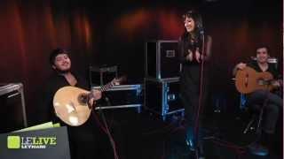 Ana Moura - 'Desfado' - Le Live (Figaro)