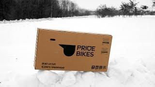 Собираем велосипед в ПОЛЕ - все ли так сложно?