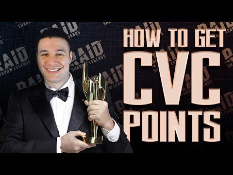 Easiest Way to Get CvC Points I Raid Shadow Legends