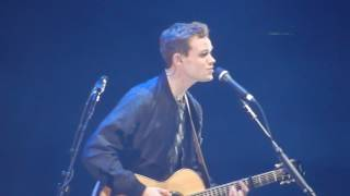 James TW - Torn live at the Ziggodome in Amsterdam (1-5-2017)