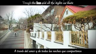 Lasse Lindh - Run To You  [Sub español + Lyrics] Angel Eyes OST