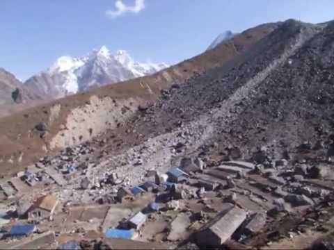 Mera Peak trail: Tangnag and Khare