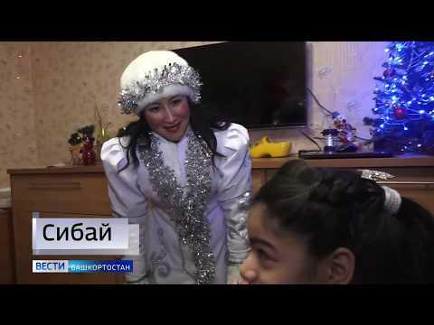 Открытие модульного ФАПа в с. Степановка Аургазинского района показали в эфире республиканского телевидения