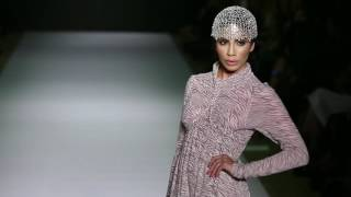 Iman Aldebe Mercedes Benz Fashion Week Doha 2016