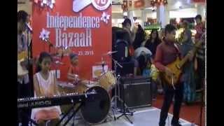 It's My Life   Bon Jovi Cover Rafi Galsa Band @Kotakasablanka