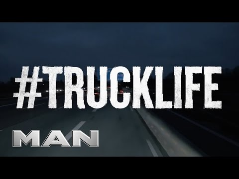 MAN #Trucklife - Heavy duty and heavy load