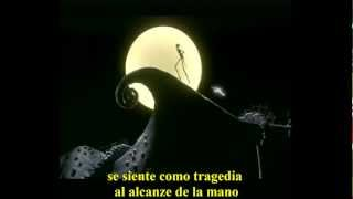 London After Midnight - Sally's Song [The Nightmare Before Christmas Theme] (subtitulado al esp.)