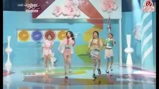 140808 [HD] Red Velvet-Happiness [SPEED Ver.] (Full Cut)