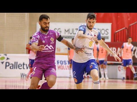 Futbol Emotion Zaragoza - Palma Futsal Jornada 26 Temp 20 21