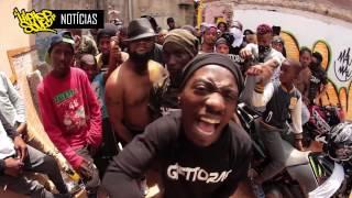 Concerto Rap Criolo em Lisboa, Landim, Baby Dog, Ne Jah & Loreta I HHSE Notícias