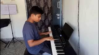 Sonu Nigam    Abhi mujh Me kahin    Agneepath    Piano Cover
