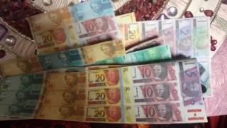 Simpatia, Do nada, o dinheiro apareceu, a  Fé foi absoluta!