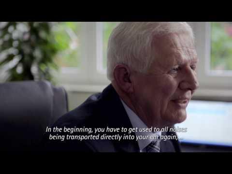Testimonial Phonak Audéo V - Dieter Hauswirth
