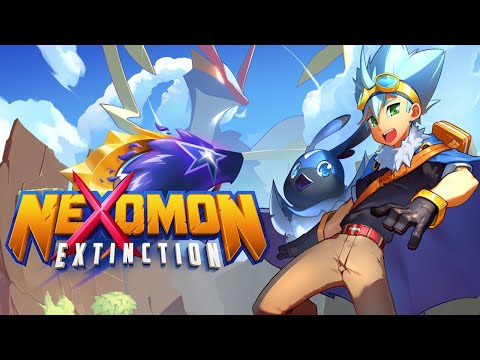 Comenzamos una gran aventura NEXOMON EXTINCTION│EP.02