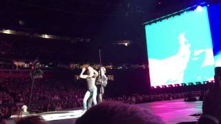 U2 - Mysterious Ways Cleveland 2017