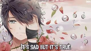 Nightcore - Too Good at Goodbyes - (Lyrics)