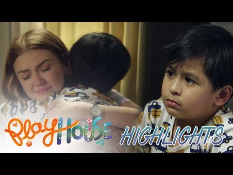 Playhouse: Robin tries to comfort Patty | EP 81