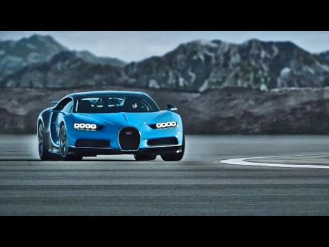 Bugatti Chiron - Official Trailer