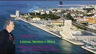 Américo _  Lisboa Menina e Moça