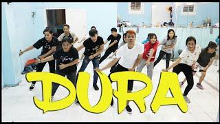 DURA - DADDY YANKEE - DANCE CHOREOGRAPHY | FITNESS | ZUMBA | HIP HOP | TIK TOK