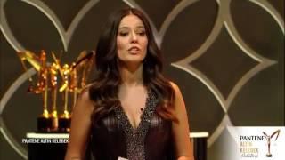 43. Pantene Altın Kelebek En İyi Türk Pop Müziği Kadın - Sıla