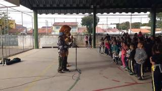 Reggae na Escola - CEI Maria Augusta