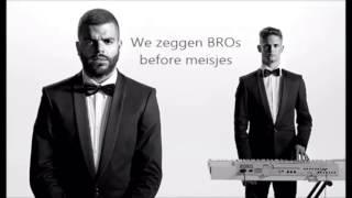 The Flexican & Sef - BROs before HOs (Lyrics)