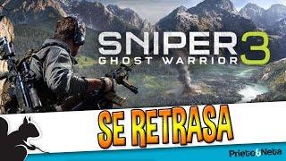 OTRO RETRASO MÁS / Sniper Ghost Warrior 3: Retrasa su fecha de lanzamiento