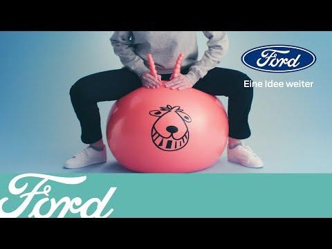 So messen Sie den Reifendruck | Ford Austria