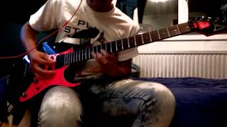 Firehouse -  Shake And Tumble Cover By Rockie Steel