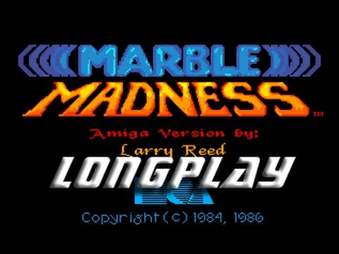 Marble Madness (Commodore Amiga) Longplay