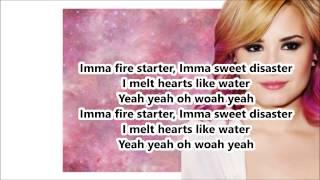 Demi Lovato - Fire Starter lyrics