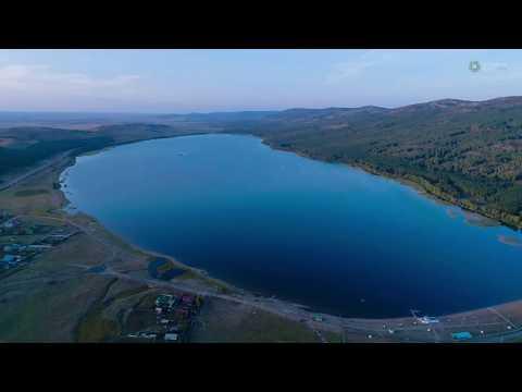 Озеро Талкас и Хребет Ирандык