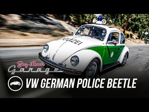 1979 VW German Police Beetle - Jay Leno's Garage